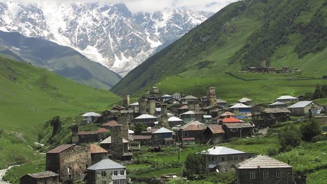 Kaukasus 1