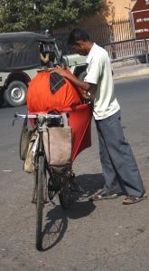 Fahrradhändler