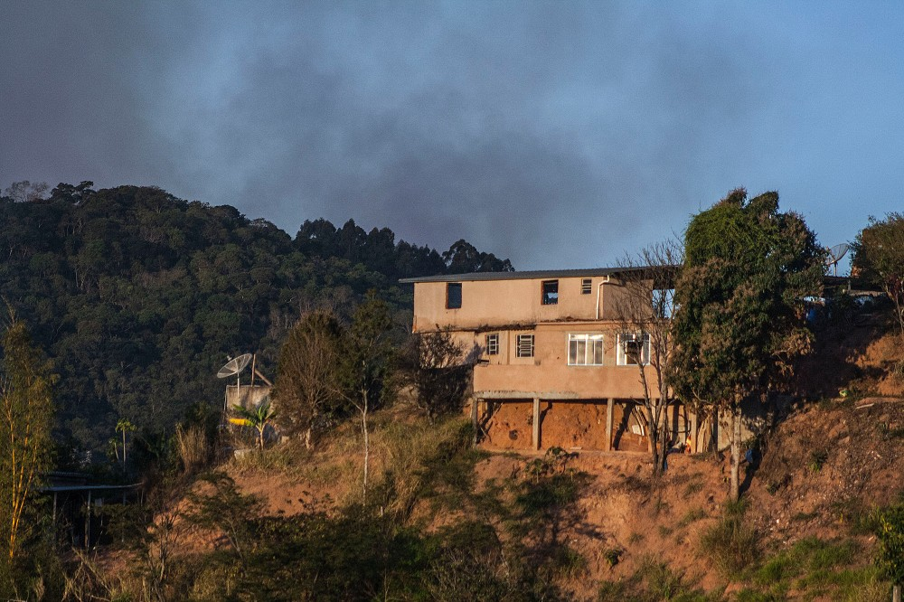 Favela house