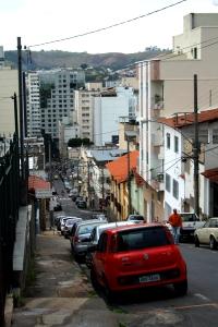 Straße Brasilien