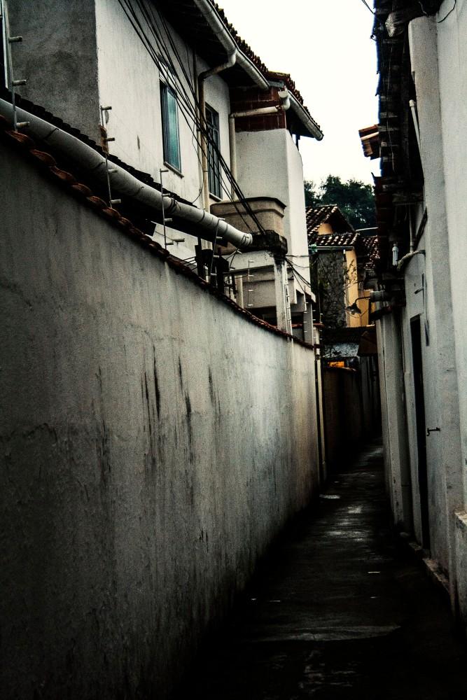 Through the favelas