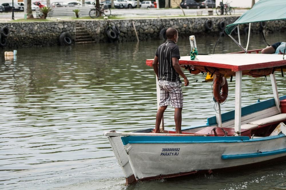 Schiff Brasilien