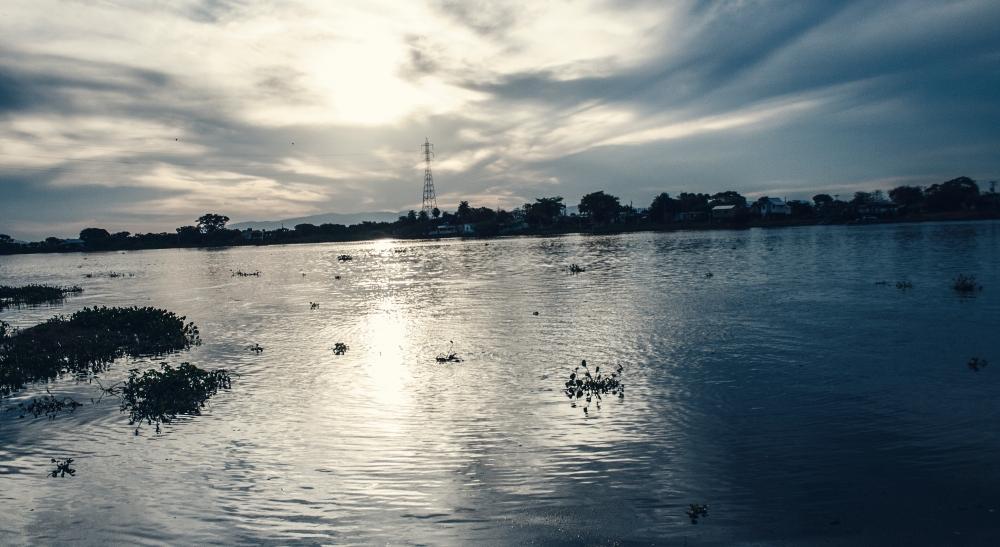 Pantanal_Blick auf Rio Paraguay